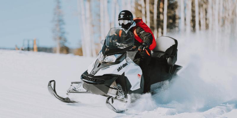 GPS para motos de nieve
