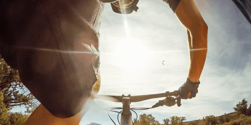 Soportes para bicicleta GoPro